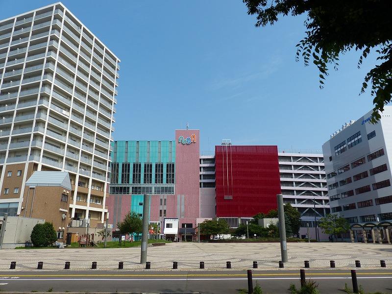 青森駅前公園